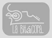 Logo La Bitácora...