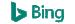 Botón Bing