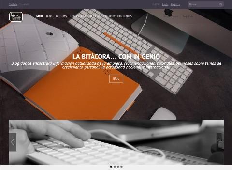 Blog La Bitácora... Com in-Genio