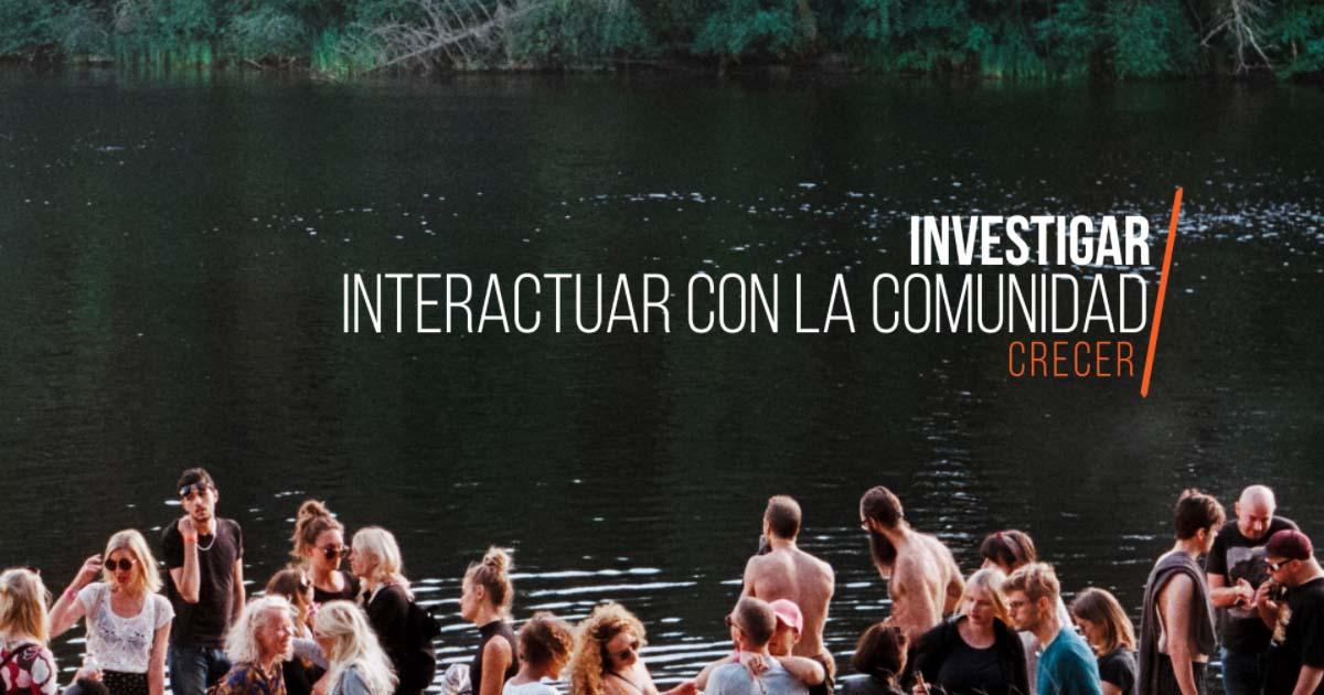 """Imagen de presentación de artículos posteados en el blog """"La Bitácora"""" creados por Com in-Genio sobre Comunidad y Redes Sociales para la web y dispositivos móviles."""