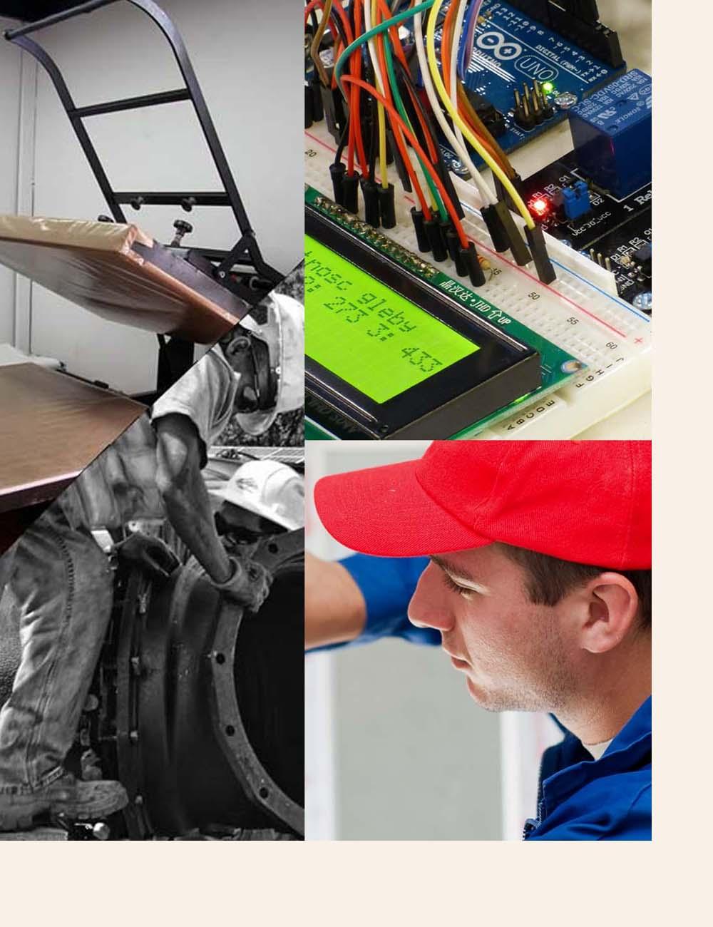 Imagen sobre servicios industriales prestados en Com in-genio Agencia industrial