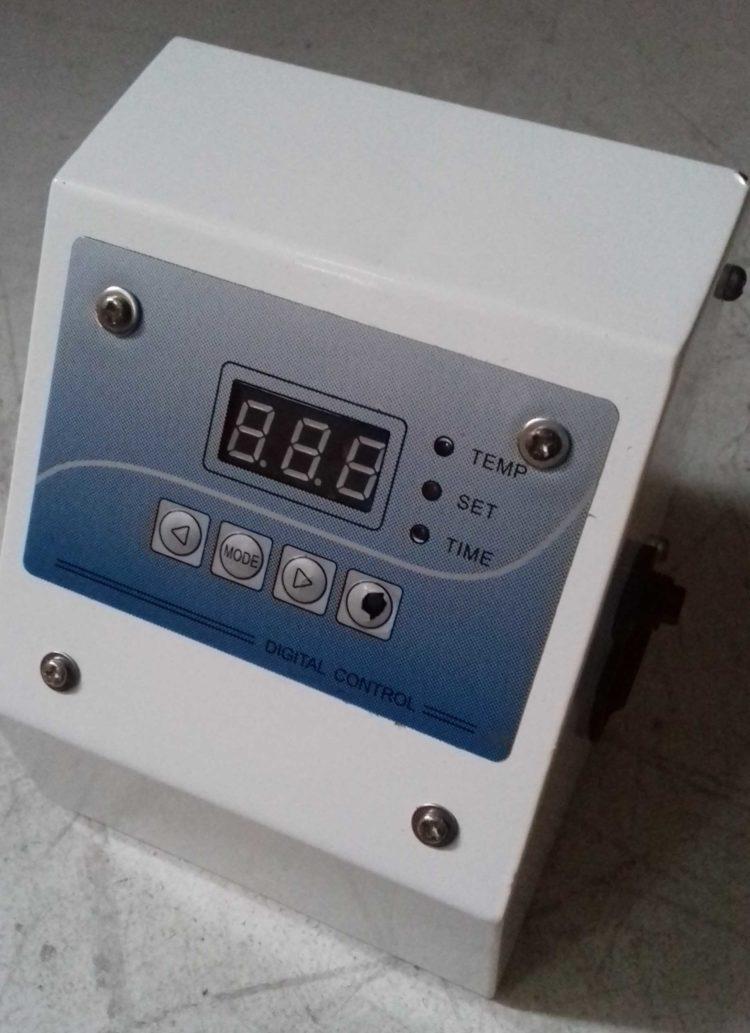 Caja Controladora de Termofijadora de Mugs Usada vendida y enviada a Sincelejo - Sucre